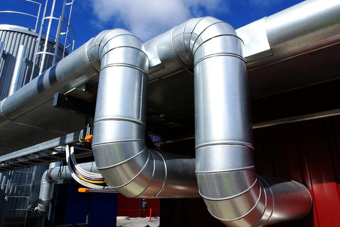 Особенности промышленной вентиляции