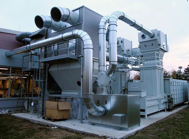 Требования к промышленной вентиляции