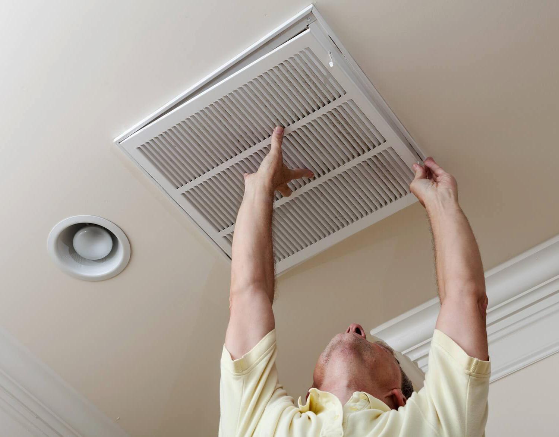 Устройство вентиляции в квартире
